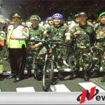 Sinergitas TNI Polri Jaga Kamtibmas Wilayah Surakarta Jelang Tahun Baru 2020