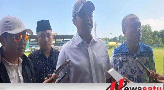 Wasekjen DPP Gerindra Buka Seleksi U-13 WM9 Di Sumenep