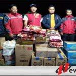 AMPI Jatim Gandeng PMI Bondowoso Salurkan Bantuan Banjir Bandang Ijen