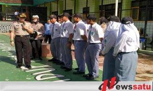 Cegah Kasus Bullying Di Sekolah, Kapolres Kota Batu Minta Siswa Tidak Takut Melapor