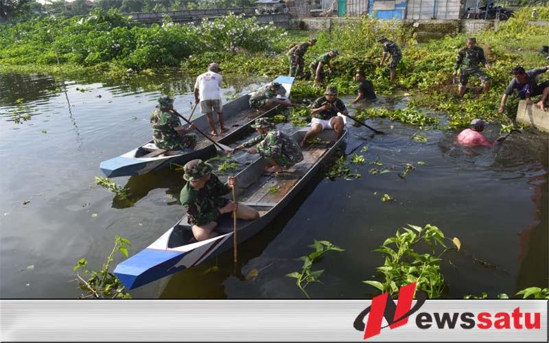 Forpimka Turi Gelar Jumat Bersih