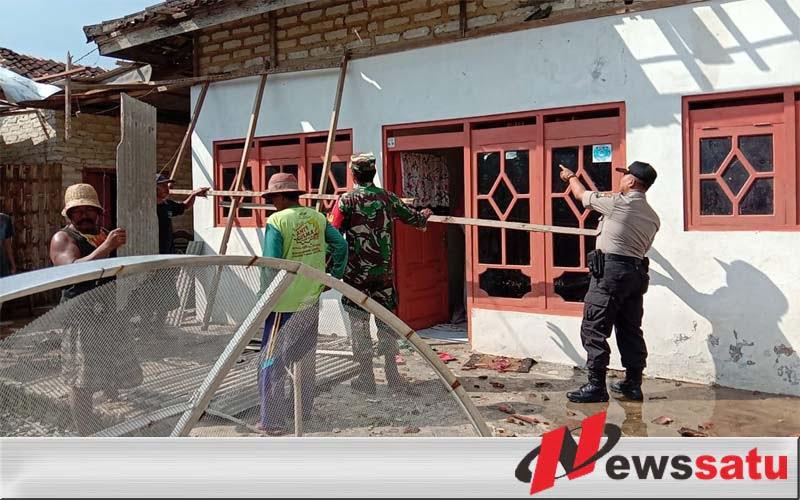 Puluhan Rumah Di Sumenep Rusak Akibat Diterjang Puting Beliung