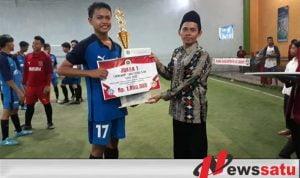 STIH Zainul Hasan Genggong Probolinggo Gelar Turnamen Futsal