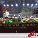 Bupati Bondowoso, Ponpes Jadi Pusat Perkembangan Ekonomi Kemasyarakatan