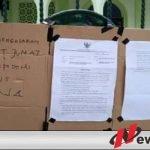 Covid-19, Masjid Tiban Kota Probolinggo Tiadakan Sholat Jumat