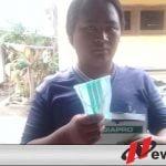 Covid 19 Masker Langka Dipasaran, Ketua LSM LIRA Kota Probolinggo Angkat Bicara