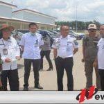 Covid-19, Pemkab OKI Gandeng Operator Perketat Pengawasan di Tol Trans Sumatera