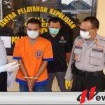 Edarkan Okerbaya Pada Pelajar, Pemuda Di Probolinggo Ditangkap Polisi