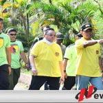 Komunitas Fu-Qing Olahraga Bareng Danrem 083 Baladhika Jaya