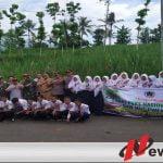 PWI Bersama Forkopimda Di Bondowoso Tanam Seribu Pohon