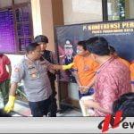 Terekam CCTV Pelaku Jambret Ditangkap Polres Kota Probolinggo