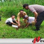 Wabup Bondowoso Apresiasi PWI Dalam penanaman Seribu Pohon