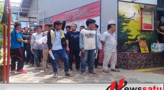 28 Napi Dibebaskan Lapas Kota Probolinggo