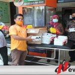 Covid-19, MH Said Abdullah Beri Bantuan Masker Dan Vitamin Ke RSUD Moh Anwar Sumenep