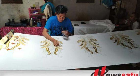 Di Tengah Pandemi Corona, Industri Batik Di Bondowoso Terus Tumbuh