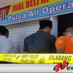 Dibobol Maling, 30 Unit Hp Dan 1 Unit Laptot Raib