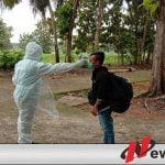 Dua Orang Warga OKI Jalani Isolasi di ODP Center Teluk Gelam