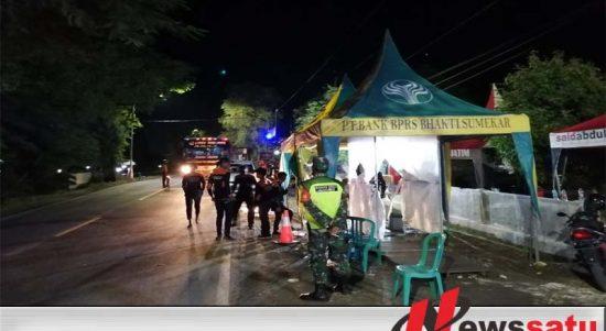 Oknum Anggota Polisi Diduga Memukul Relawan GUSDURian Peduli Di Sumenep