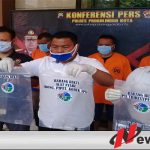 Polres Probolinggo Amankan 1 Pengedara dan 2 Orang Budak Narkoba