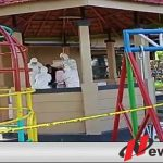 Warga Kota Probolinggo Digegerkan Dengan Mayat Tergantung Di Taman Manula