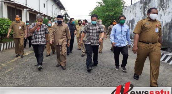 Bupati Sumenep, PT Tanjung Odi Dan Perbankan Wajib Rapid Tes