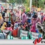 Camat Kota Kayuagung Masyarakat Harus Patuhi Himbauan Pemerintah dan Protokol Kesehatan