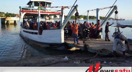 Ditengah Pandemi, Pelabuhan Kalianget-Talango Tetap Beroperasi