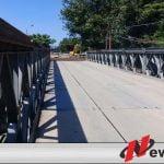 Jembatan Zaman Belanda Nyaris Ambruk Di Kota Probolinggo Dipasang Jembatan Darurat