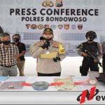 Jual Handak, Warga Bondowoso Ditangkap Polisi