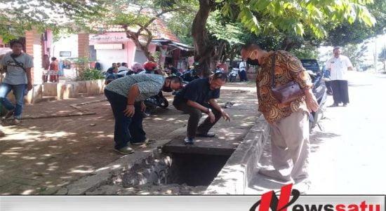 Komisi III DPRD Kota Probolinggo Sidak Selokan Di TWSL