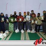 MPC-PP Bondowoso Berikan Puluhan paket Sembako Pada Kader