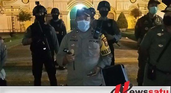 Polisi Menyayangkan BPBD Sumenep Tidak Ikut Patroli Gabungan