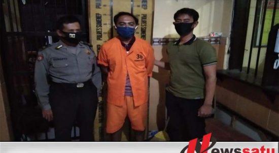 Simpan Sabu Dalam Mulutnya, Petani Di Sumenep Ini Ditangkap Polisi