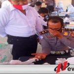 Kepala Satuan lalu lintas (Kasatlantas) Polres Mempawah, AKP Dwi Dyo Prantoro