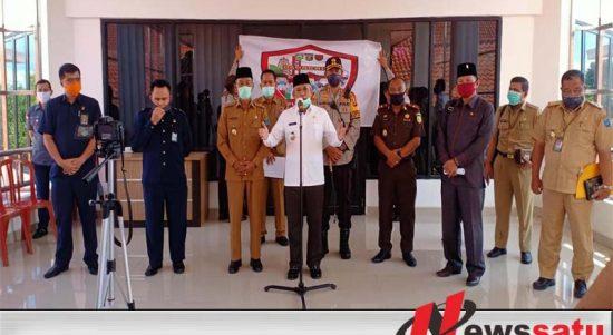 Covid-19, Ogan Komering Ilir Bersiap Menuju New Normal