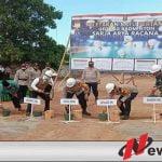 HUT Bhayangkara Ke-74, Kapolda Sumsel Giat Baksos Di Ogan Komering Ilir