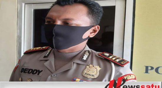 Kepala Satuan Lalulintas Kepolisian Resort (Satlantas Polres) Sumenep, AKP. Deddy Eka Aprianto