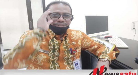 Kepala Bidang Mutasi dan Promosi Badan Kepegawaian Sumber Daya Manusia (BKPSDM) Sumenep, Suharjono