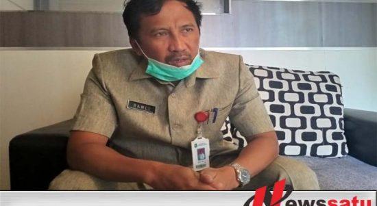 Kepala Dinas Pemberdayaan Masyarakat dan Desa (DPMD) Sumenep, Moh. Ramli