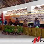Pilkada Serentak, KPU Sumenep Aktifkan Kembali Badan Adhoc