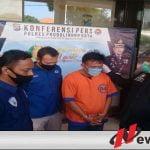 Tangkap Buronan, Polres Probolinggo Kota Amankan Bondet
