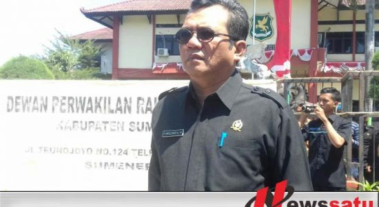 Ketua DPRD Sumenep, Abd. Hamid Ali Munir