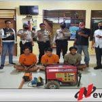 3 Pemuda Di Ogan Komering Ilir Ditangkap Team Macan Komering