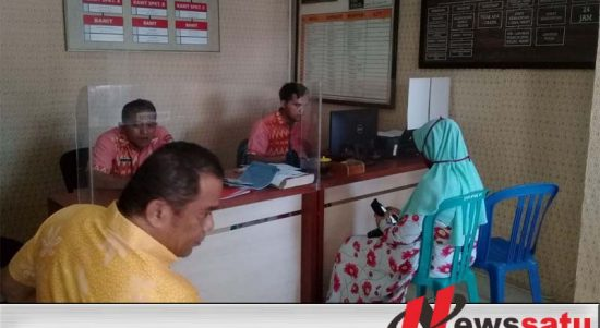 Bansos ASLUT Raib, Nenek Supina Lapor Ke Polres Probolinggo Kota