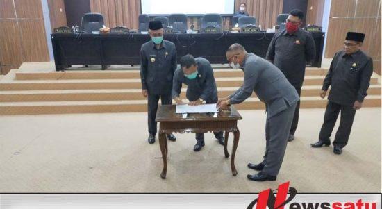 Bupati Salwa Apresiasi Kinerja DPRD Bondowoso