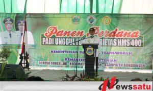 Bupati Sebut Masyarakat Bondowoso Mayoritas Petani