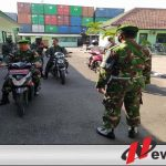 Cegah Penyebaran Covid-19, Kodim Surabaya Utara Edukasi dan Bagikan APD Ke Masyarakat