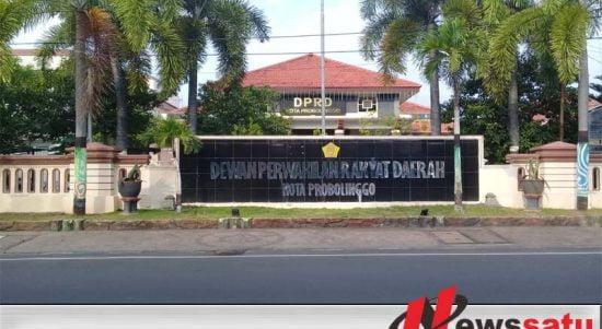 Covid-19, Kantor DPRD Kota Probolinggo Ditutup Sementara