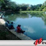 Hobi Memancing, Datang Aja Ke Ranu Sentong Kota Probolinggo