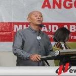 MH Said Abdullah Anggota DPRRI : Mari Bersama Melayani Masyarakat